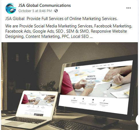 JSA Global Communication